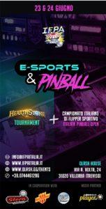 esports&pinball_flyers