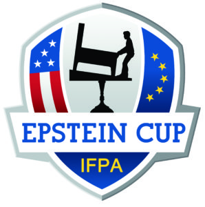 Epstein Cup 2019: la Coppa Intercontinentale di flipper sportivo @ Double Pinball Showroom