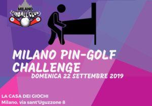 MILANO PIN-GOLF CHALLENGE @ Milano Pinball Club